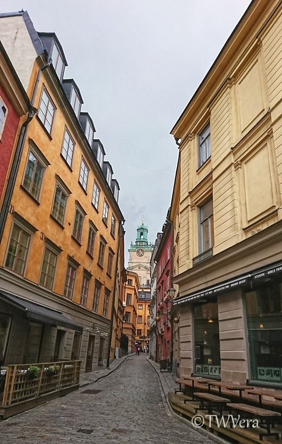 Gamla Stan, The Old Town, Stockholm, Sweden